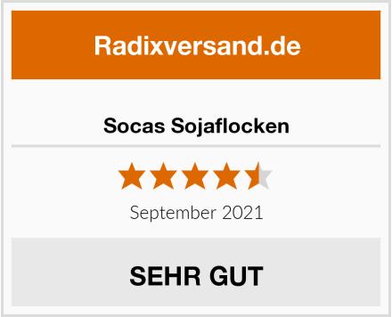Socas Sojaflocken Test