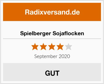 Spielberger Sojaflocken Test