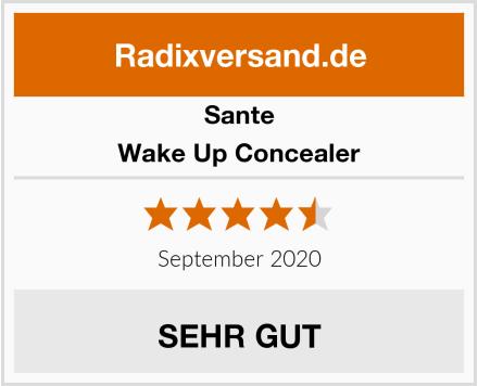 Sante Wake Up Concealer Test