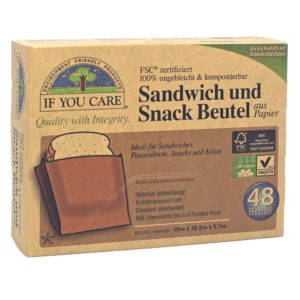 If you care natürliche Verpackungsmaterialien