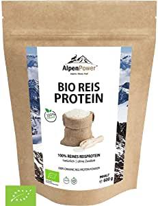 Reisproteine