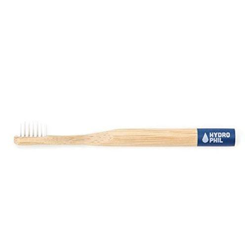 Hydrophil nachhaltige Kinder-Zahnbürste aus Bambus