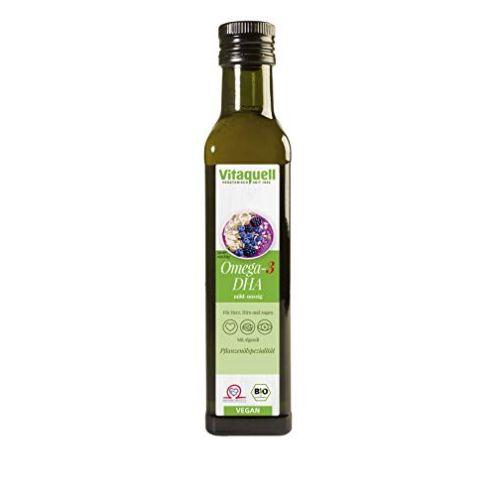 Vitaquell Omega 3 DHA Bio Öl