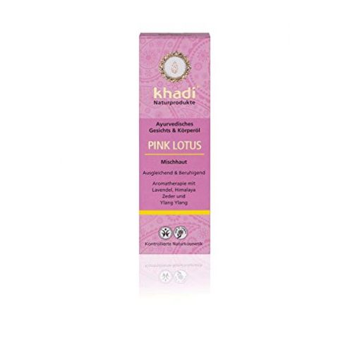 Khadi Pink Lotus Körperöl