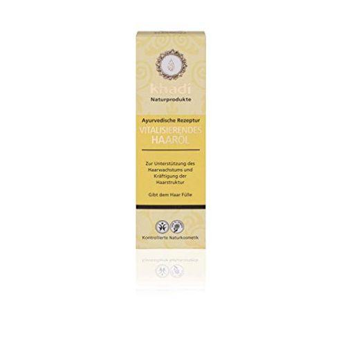 Khadi vitalisierendes Haar-Öl