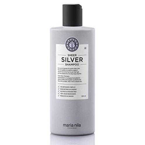 Maria Nila Care & Style Sheer Silver Shampoo
