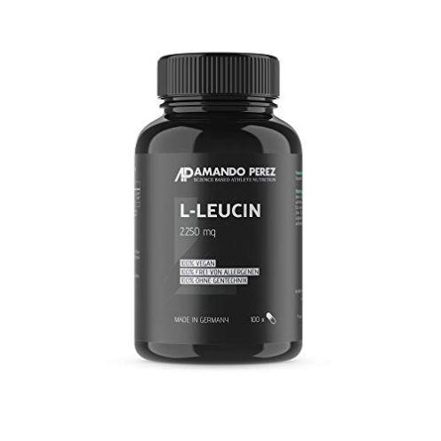 Amando Perez-Store L-Leucin Essenzielle Aminosäure