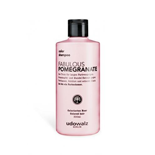 Udo Walz Hairfood Color Shampoo Fabulous Pomegranate