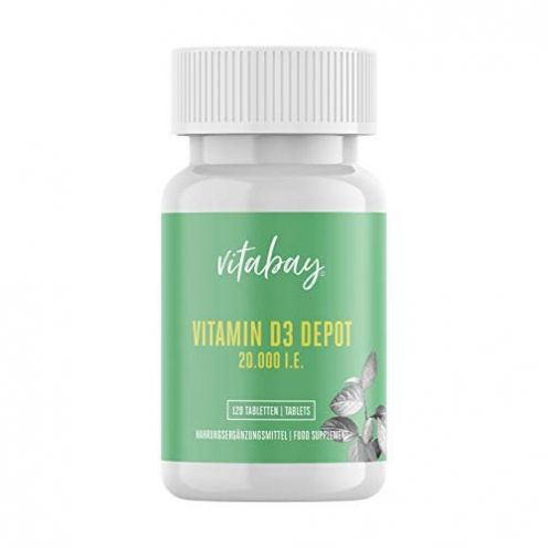 vitabay Vitamin D3 Depot