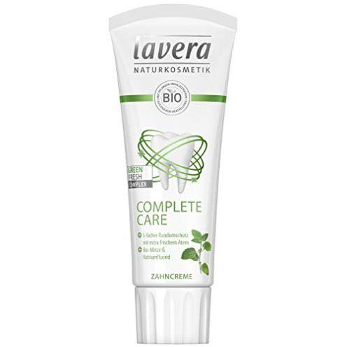 Lavera Zahncreme Complete Care Bio-Minze & Natriumfluorid