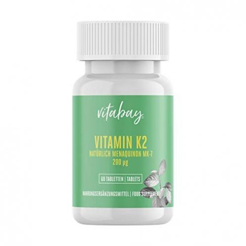 vitabay Vitamin K2 200 µg