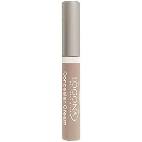 LOGONA Naturkosmetik Concealer Cream No. 02 Light Beige