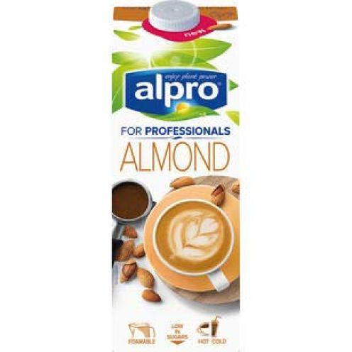 Alpro Mandeldrink for Professionals