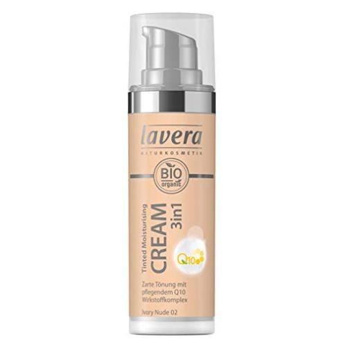 Lavera Tinted Moisturising Cream 3in1 Q10 -Ivory Nude-