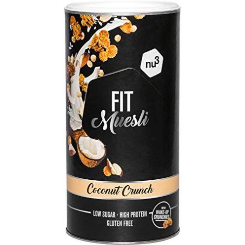 nu3 Fit Protein Müsli Coconut Crunch