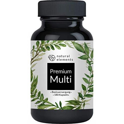 natural elements Multivitamin