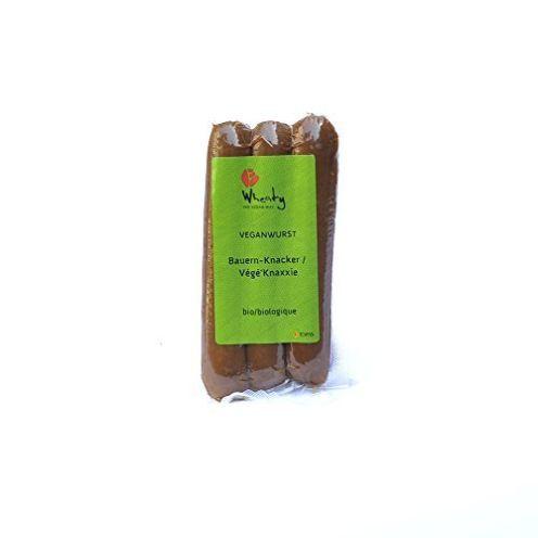 Wheaty Bio vegane Bauern-Knacker