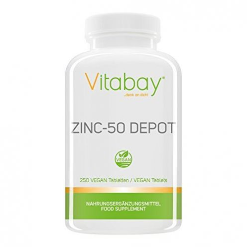 Vitabay Zink Tabletten