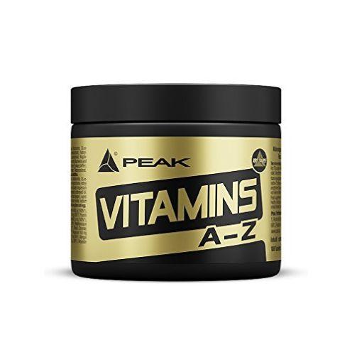 PEAK Vitamin A-Z