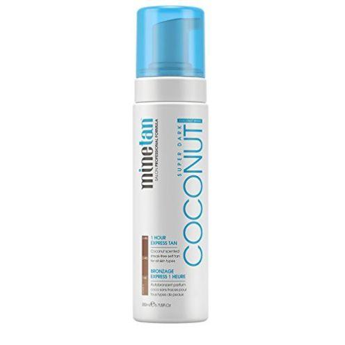 MineTan Coconut Water Selbstbräunungsschaum