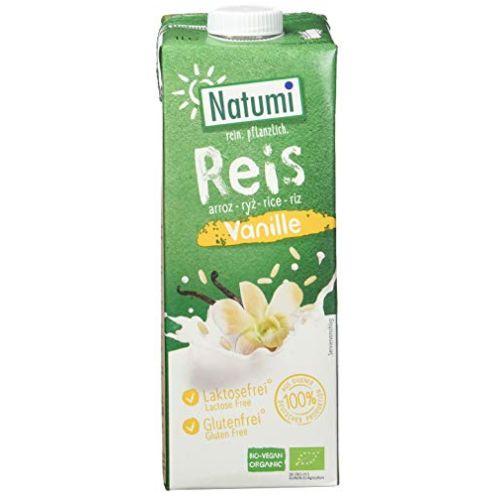 Natumi Reis Drink Vanilla Bio
