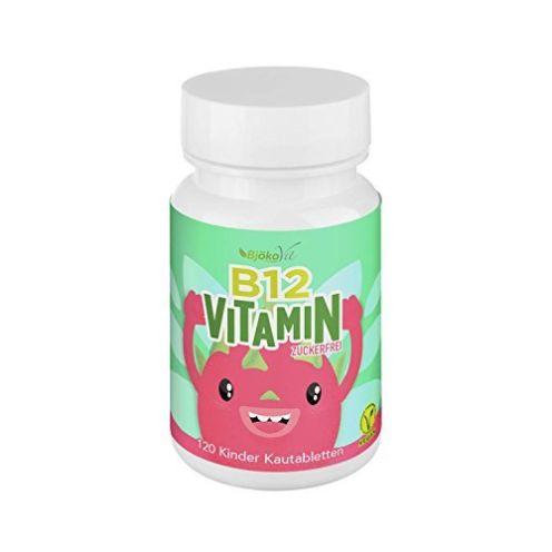 BjökoVit Vitamin B12 Kinder Kautabletten