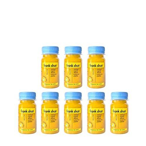 Frank Juice Shot Bundle Yellow