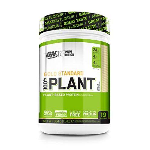 Optimum Nutrition ON Gold Vegan Protein Pulver