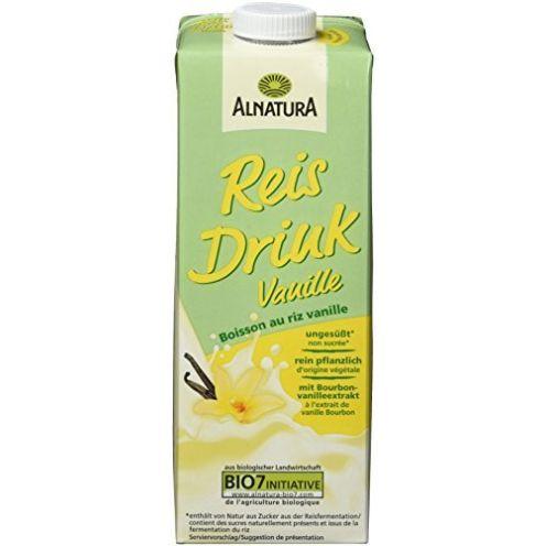 Alnatura Bio Reis Drink Vanille