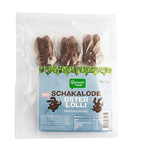 Vantastic Foods Schakalode Hasen-Lollis