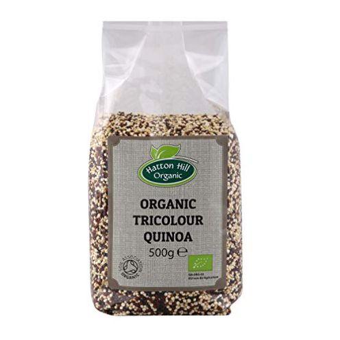 Harton Hill Organic Tricolor Quinoa
