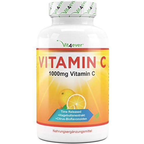 Vit4ever Vitamin C Tabletten