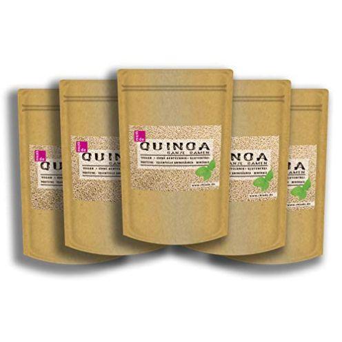 ChiaDE weißer Quinoa Samen