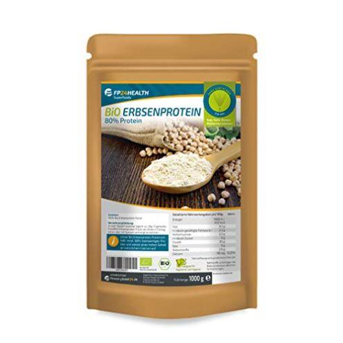 FP24 Health Bio Erbsenprotein