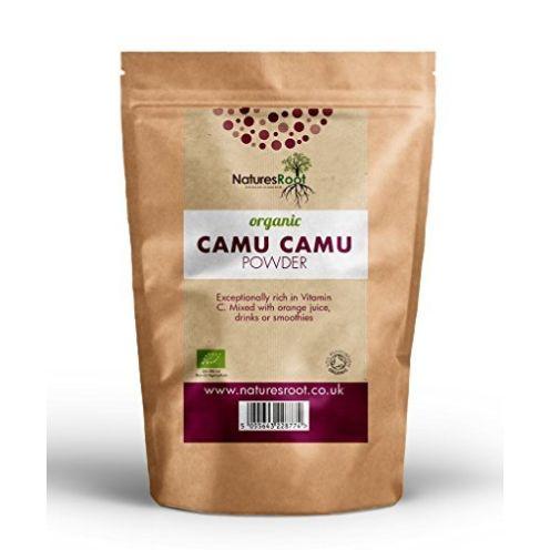 Natures Root Camu Camu Beeren Pulver