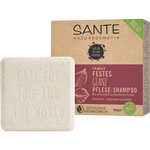 Sante Glanz-Pflege Shampoo Bar