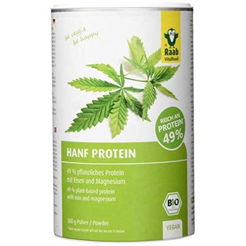 Raab Vitalfood Bio Hanf-Protein