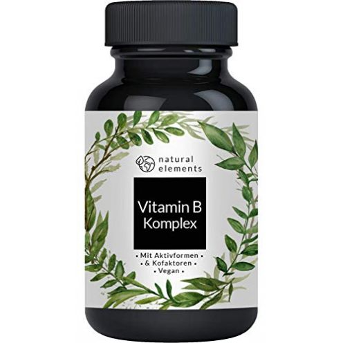 Natural Elements Vitamin B Komplex