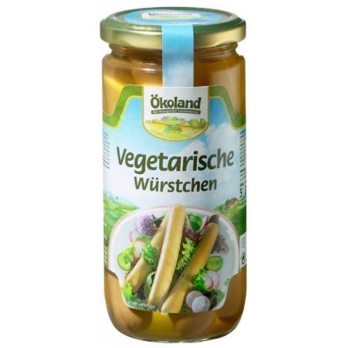Ökoland Bio Vegetarische Würstchen