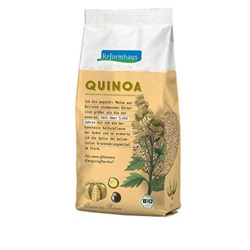 Reformhaus Quinoa weiß ganz