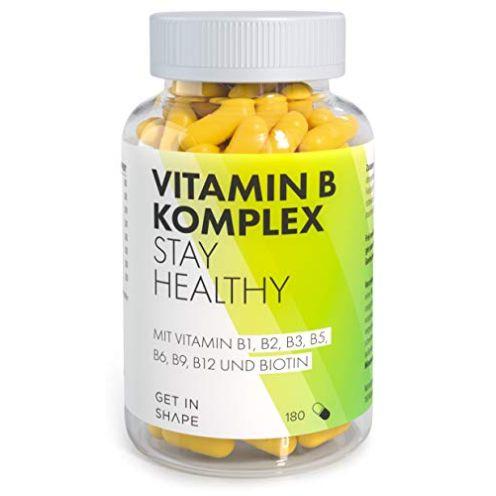 Get in Shape Vitamin B Komplex Kapseln