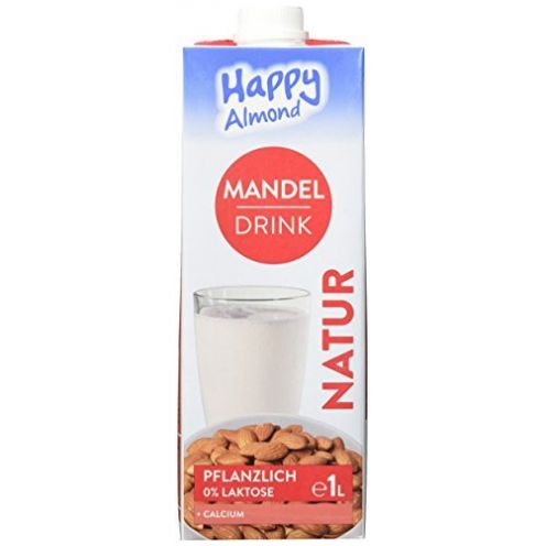 Happy Milchalternativen Mandel Drink Natur
