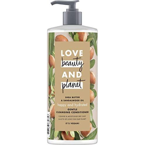 Love Beauty And Planet Happy & Hydrated Gentle Cleansing Conditioner