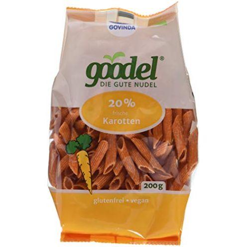 Govinda Goodel Karotte Nudeln