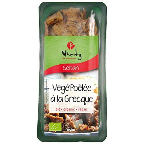 Wheaty Bio Vegankebab Gyros Vegan Fleischersatz