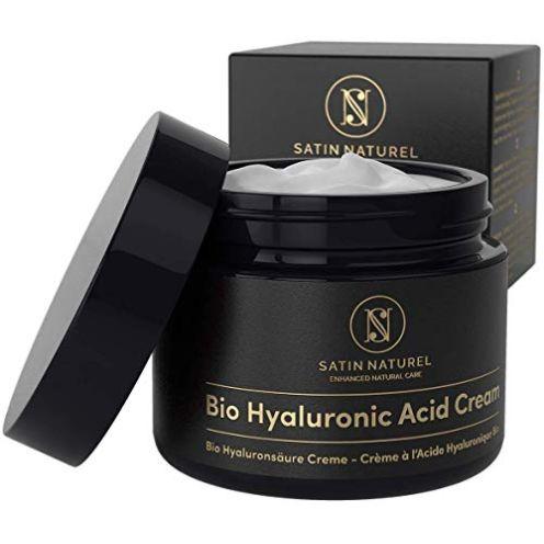 Satin Naturel BIO Hyaluronsäure Anti Aging Feuchtigkeitscreme