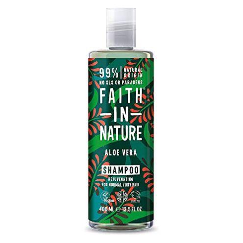 Faith in Nature Natürliches Aloe Vera Shampoo