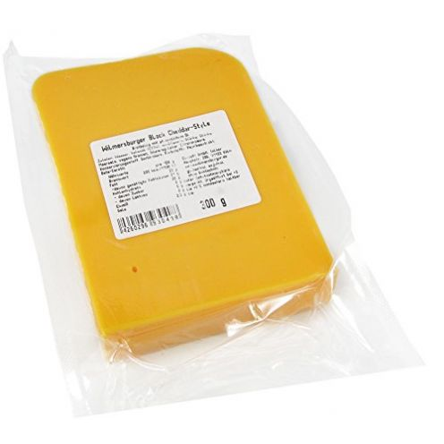 Wilmersburger Käseblock Cheddar-Style