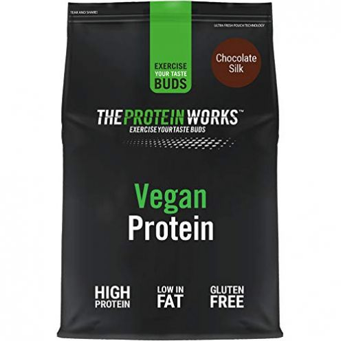 THE PROTEIN WORKS Veganes Proteinpulver