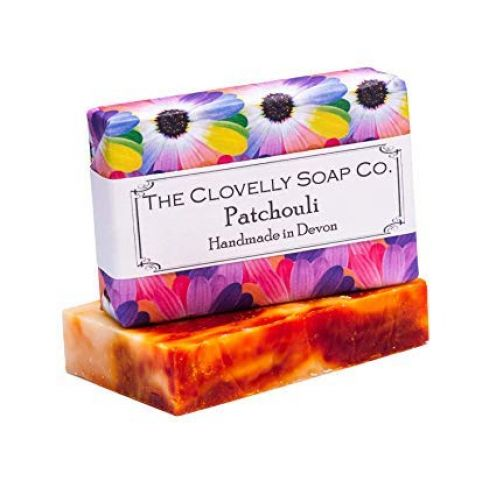 Clovelly Soap Co. Patschuli Naturseife